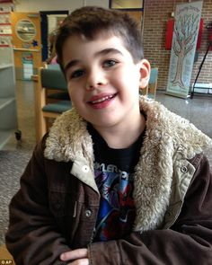Noah Pozner; victim of Connecticut shooting
