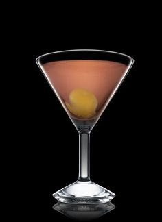 Cowboy's Delight | Made with vodka, bourbon, dry vermouth, and bitters