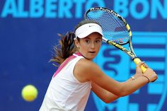 "Let's watch this talented young lady grow into a phenomenal Ladies Tennis Player and Champion! - Catherine ""CiCi"" Bellis"" § http://en.wikipedia.org/wiki/Catherine_Bellis"