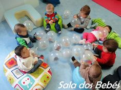 Sala dos bebés Mais
