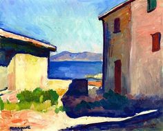 House at Saint-Tropez, 1905
