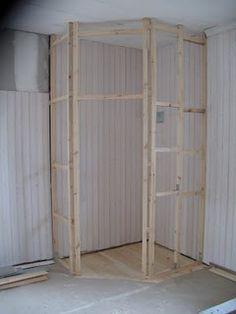 Ikea Pantry, Kitchen Pantry Cabinets, Modern Kitchen Cabinets, Kitchen Storage, Home Room Design, Kitchen Design, Kitchen Decor, Kitchen Space Savers, Corner Pantry