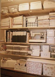 dream home craft room inspiriation
