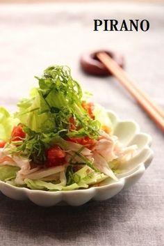 刻みトマトのドレッシングで蒸し鶏サラダ♪ by Nobukoさん | レシピ ...
