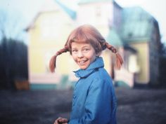 Här kommer Pippi Långstrump... Hälsningar från Gotland!
