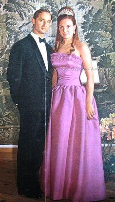 Carlos Hugo, Duke of Parma and spouse, Princess Irene of Netherlands.