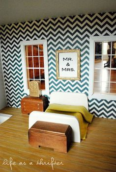 DIY Dollhouse Art