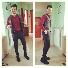 #lucazianni @rucoline @mr.luke @outfit