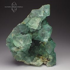 Gorgeous Fluorite Crystal Specimen, Riemvasmaak N. Cape South Africa