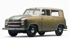 World Of Classic Cars: Lloyd LS 300 Kombi 1952 - World Of Classic Cars -