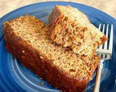 Weight Watcher 1 Point Banana Bread (is that PP?) - one suggest use FF yogurt instead of applesauce