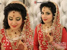 1000+ Images About Bridal Makeup On Pinterest | Bridal Makeup Bride Makeup And Parlour