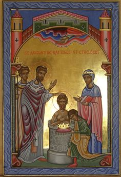 st augustine of canterbury - Google Search