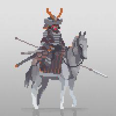 ArtStation - Pixel Art , Victor Calleja