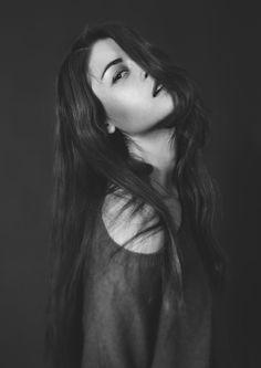 Pretty Encounters with Giorgia Borneto by Nina Sever, via Behance
