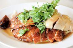 Tian Tian Hainanese Chicken Rice 443 Joo Chiat Road Tel: +65 6345 9443 Daily: 10.30am – 10.30pm  Maxwell Road #01-10/11 Maxwell Food Centre Tel: +65 9691 4852 Tue to Sun: 11am – 8pm