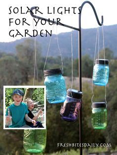 Simple Solar Lights for Your Outdoor Areas