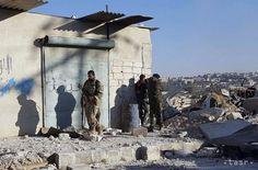 Sýrska armáda vyzvala povstalcov vo východnom Aleppe, aby odišli - Zahraničie - TERAZ.sk