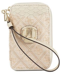For all-in-one style GUESS Wallet wristlet phone accessories macys BUY NOW!