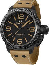 TW-Steel-Watch, Canteen Automatic Gents 50.00mm - TWA203
