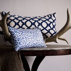 The Road To Memphis cushion cover -As Seen in House     brand steph and gala    hard to find