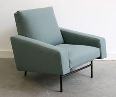 G10 armchairs by Pierre Guariche - Airborne International | Kissthedesign | DesignAddict