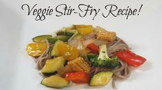 Veggie Stir Fry - Pioneer Woman Recipe!