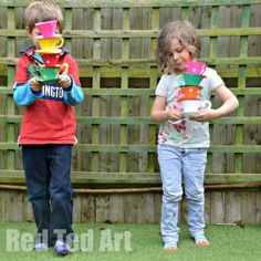 Tea Party Games for