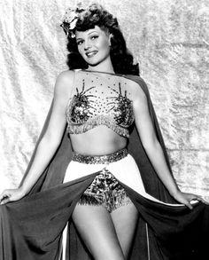 mothgirlwings:        Rita Hayworth - c. 1940s        (via mothgirlwings)