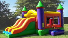 3in1 Toddler Moonwalk Rental - Sky High Party Rentals (281) 606-JUMP (5867); 4 hours approx. $150 (as of 9/2016)