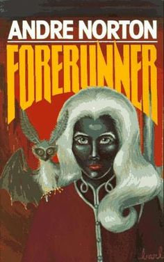 Forerunner by Andre Norton. Fabulous book.
