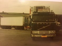 Volvo F12 VIANDTRANS .barnstable UK