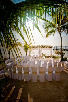 A Gorgeous Wedding Collection at Little Palm Resort & Spa with Simply You Weddings.