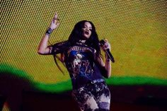 Monster tour Rihanna