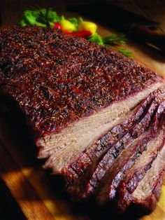 Recipe for Slow-cooker Brisket