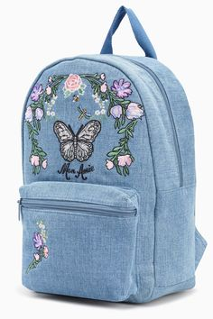 Best 11 2019 Literary Small Fresh Shoulder Bag Female Korean Version Of The College Wind Denim Backpack Simple Wild Student Bag Denim Tote Bags, Diy Tote Bag, Diy Purse, Jean Backpack, Backpack Bags, Mochila Jeans, Backpack Pattern, Denim Crafts, Handmade Bags