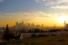 DTLA_SUNSET_0032 by Nick.Barr, via Flickr