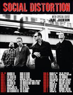 GoRockfest.Com: Social Distortion Tour Dates 2017