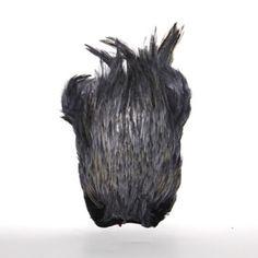 Muškársky skalp kohút Hends