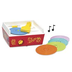 Fisher-Price™ Record Player - Toys, Games, Electronics & Crafts – Educational, Imaginative & Fun