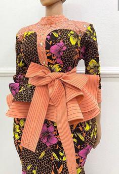 African Dresses For Kids, African Maxi Dresses, African Inspired Fashion, Latest African Fashion Dresses, African Print Fashion, Africa Fashion, African Attire, Ankara Rock, African Print Dress Designs