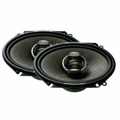 "New Excellent Performance (PIONEER) TS D6802R 6 X 8 2 WAY 260 WATT SPEAKER (CAR STEREO SPEAKERS) High Quality by Pioneer. $61.95. 260W MAX, 60W NOMINAL; DUAL-LAYER BASALT/ARAMID FIBER IMX CONE; BUTYL RUBBER SURROUND; 1.125"" SOFT DOME TWEETER; INTEGRATED CROSSOVER; PAIR"