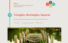 Fresh Breeze: 20 Brand-new Free WordPress Themes from February/March 2014 - noupe