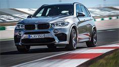 BMW X5 y X6 M (2015)