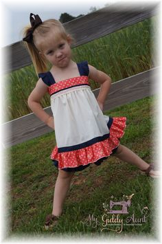 Creamsicle Tunic set.  sizes 3mo-8 yrs.  to order :  www.facebook.com/groups/mygiddyaunt