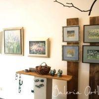 "Wystawa ""Pasją Malowane"" - Gallery ArtWilk - Artwilk Gallery Wall, Frame, Home Decor, Art, Picture Frame, Art Background, Decoration Home, Room Decor, Kunst"