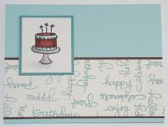 stampin up endless birthday wishes cards - Google Search