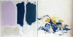 Plage by Joan Mitchell