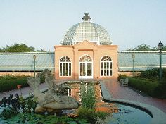 love Conservatory at New Orleans City Park