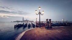 Sunrise Photoshoot in Venice at Piazza San Marco